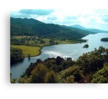 Queen's View Canvas Print
