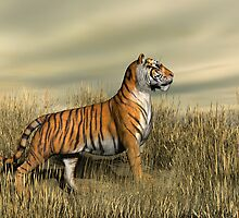 The Mighty Tiger by Walter Colvin