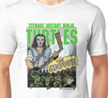 Ninja Turtles Retro First Movie 1990 Casey Jones Unisex T-Shirt