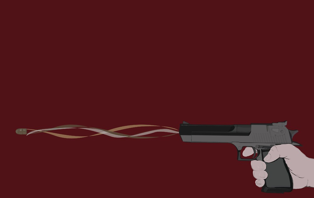 Beautiful Gun by Christopher Klosowski