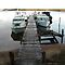 LONG BOAT DOCK with boats on both sides- like avatar