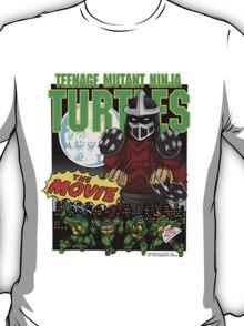 Ninja Turtles Retro First Movie 1990 Shredder T-Shirt