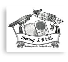 Bering & Wells Canvas Print