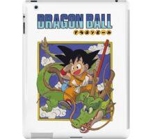 Dragonball Kid Goku iPad Case/Skin