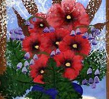 Poppies by cruserart