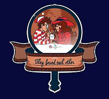 They found each other by coinbox tees