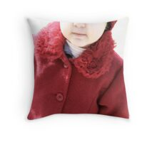 Moment in time..  Throw Pillow