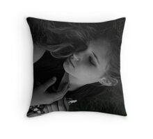 Just let me dream.. Throw Pillow