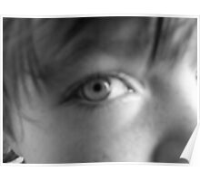 childs eye view Poster