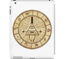 Bill Cipher - Gravity Falls iPad Case/Skin