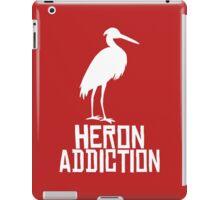 Heron Addiction iPad Case/Skin