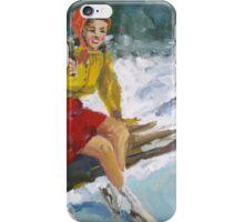 Apres Skate iPhone Case/Skin