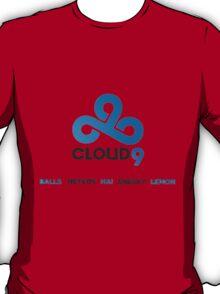 Cloud 9 TEAM T-Shirt