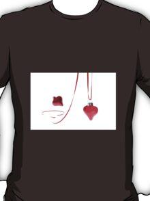 Ribbon of Hearts T-Shirt