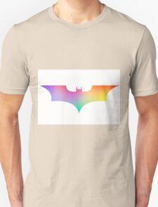 BAT MAN multicolor pop art -  Superhero / Comic Unisex T-Shirt