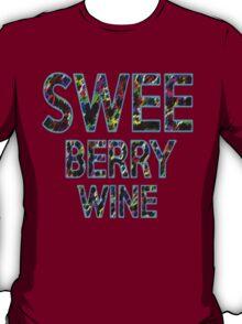 SWEEBERRYWINE Dr. Steve Brule Design by SmashBam T-Shirt