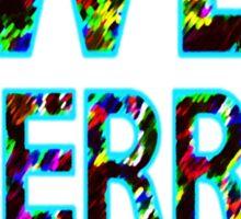 SWEE BERRY WINE Dr. Steve Brule Design by SmashBam Sticker