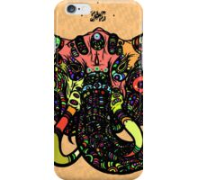 DC Elephant BLK Super Maryland Vers.1 iPhone Case/Skin