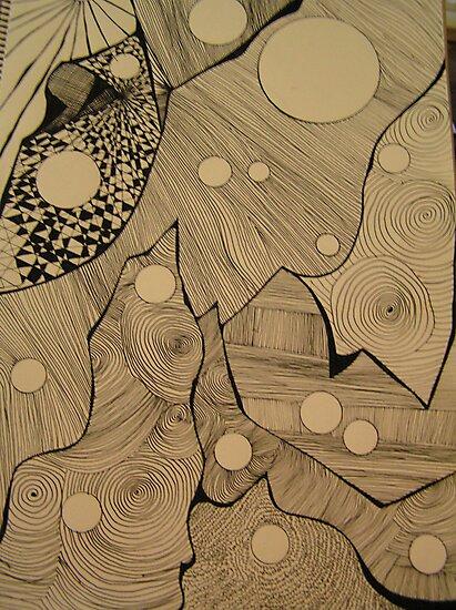 Lines and lines and lines and lines by MuscularTeeth