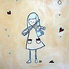 I Love My Violin by Midori Furze