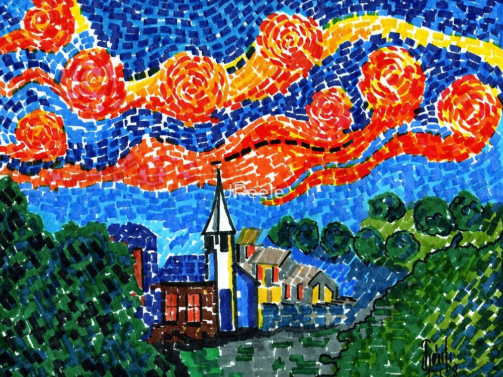 My Starry Nights by James Peele
