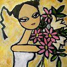 Flower Girl by Midori Furze