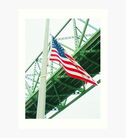astoria america Art Print