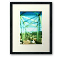 impaired Framed Print