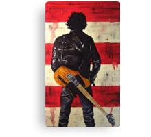 Bruce Springsteen Canvas Print