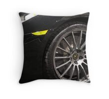 The Superleggera Throw Pillow