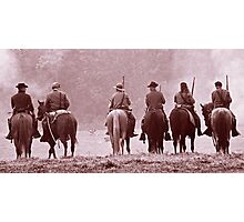 Battle Field Photographic Print