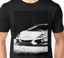 17 Lamborghini Renazzo By Chris McCabe - DRAGAN GRAFIX Unisex T-Shirt