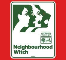 Neighbourhood Witch Baby Tee