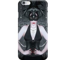 Keeper of the Night - Self Portrait iPhone Case/Skin