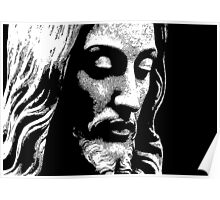 18 Jesus Christ By Chris McCabe - DRAGAN GRAFIX Poster