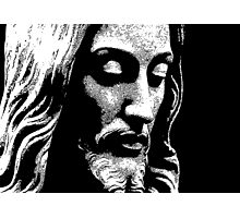 18 Jesus Christ By Chris McCabe - DRAGAN GRAFIX Photographic Print
