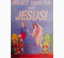 Double your fun with Jesus! T-Shirt