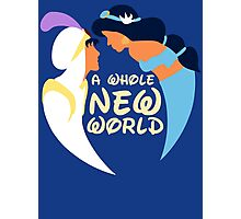A Whole New World Photographic Print