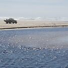 at the mouth of the Henty River, Strahan (west coast of Tasmania) by gaylene