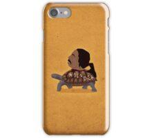 Breaking Bad - Negro y Azul iPhone Case/Skin