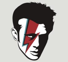 James Dean Bowiefied  by Ameeraalqaed