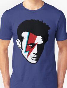 James Dean Bowiefied  Unisex T-Shirt