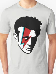 James Dean Bowiefied  Unisex T-Shirt