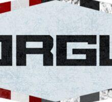 Torgue Logo Sticker