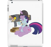 Twilight Soldier iPad Case/Skin