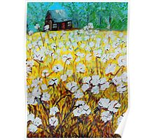 Cotton Fields Back Home Poster