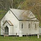 Church by Colin  Ewington