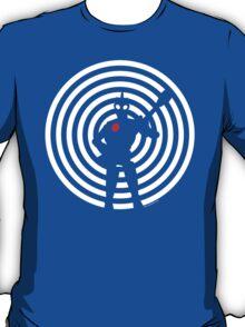rock-it-boy! : negative space remix T-Shirt