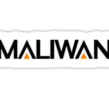 Maliwan Logo Sticker