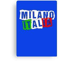 Milano Italia (1) Canvas Print